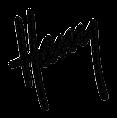 unterschrift vom schwarzwald zeichner harry