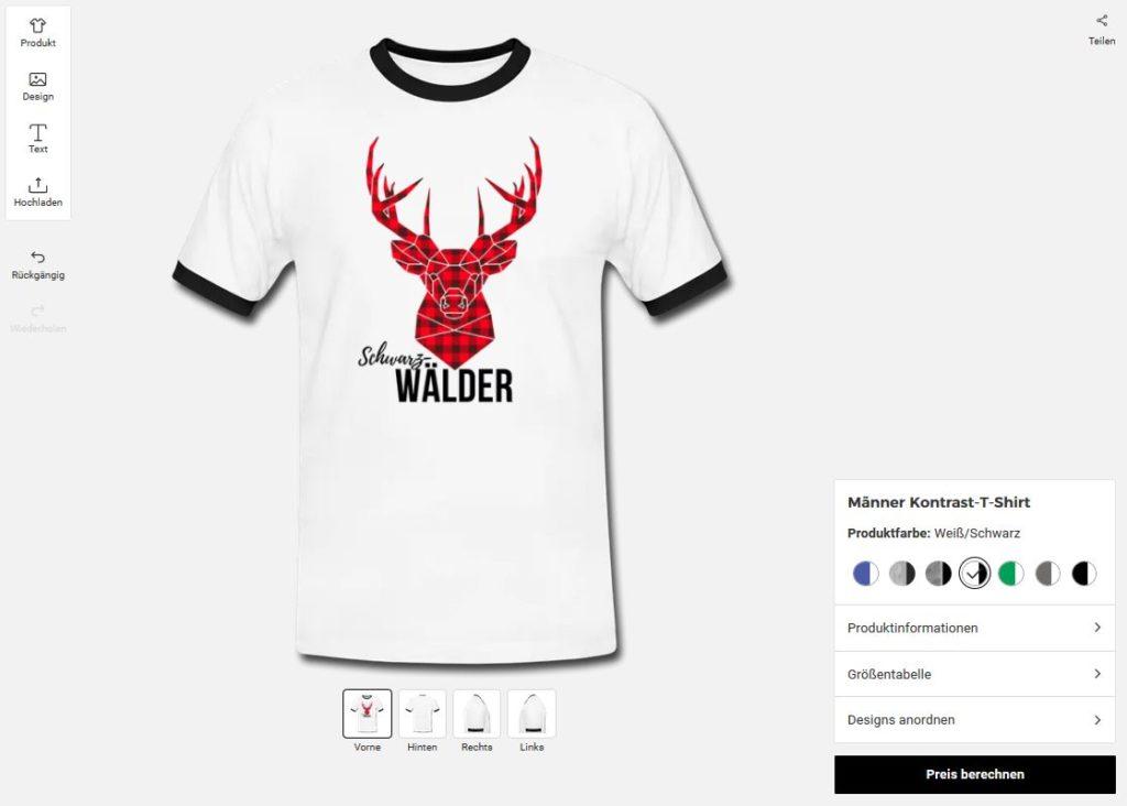 Schwarzwald-Schmiede-shirt-Design-selbst-gestalten