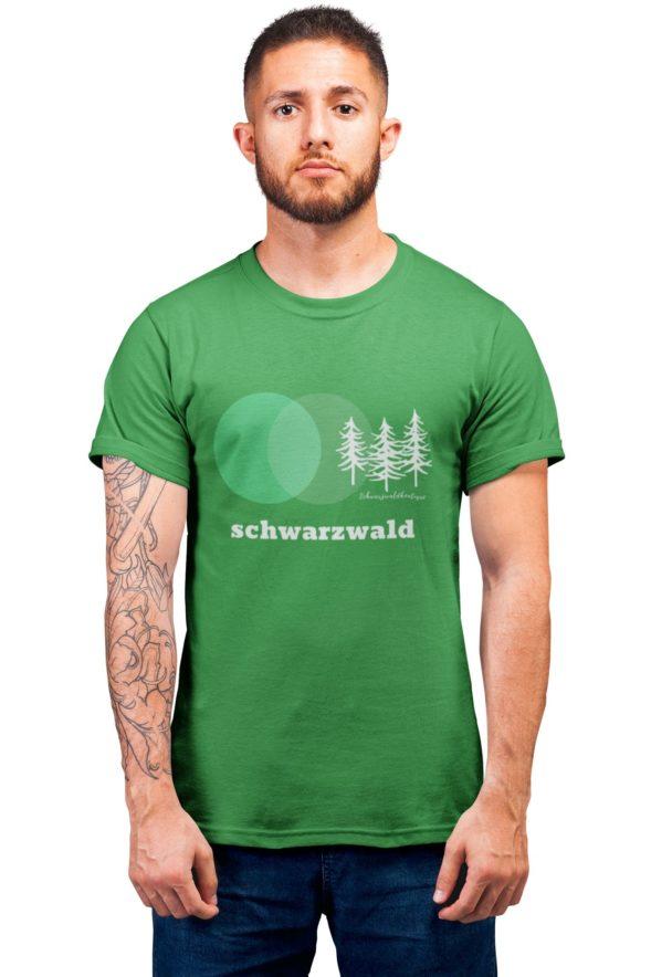 Schwarzwald Männer T-Shirt - Schwarzwald