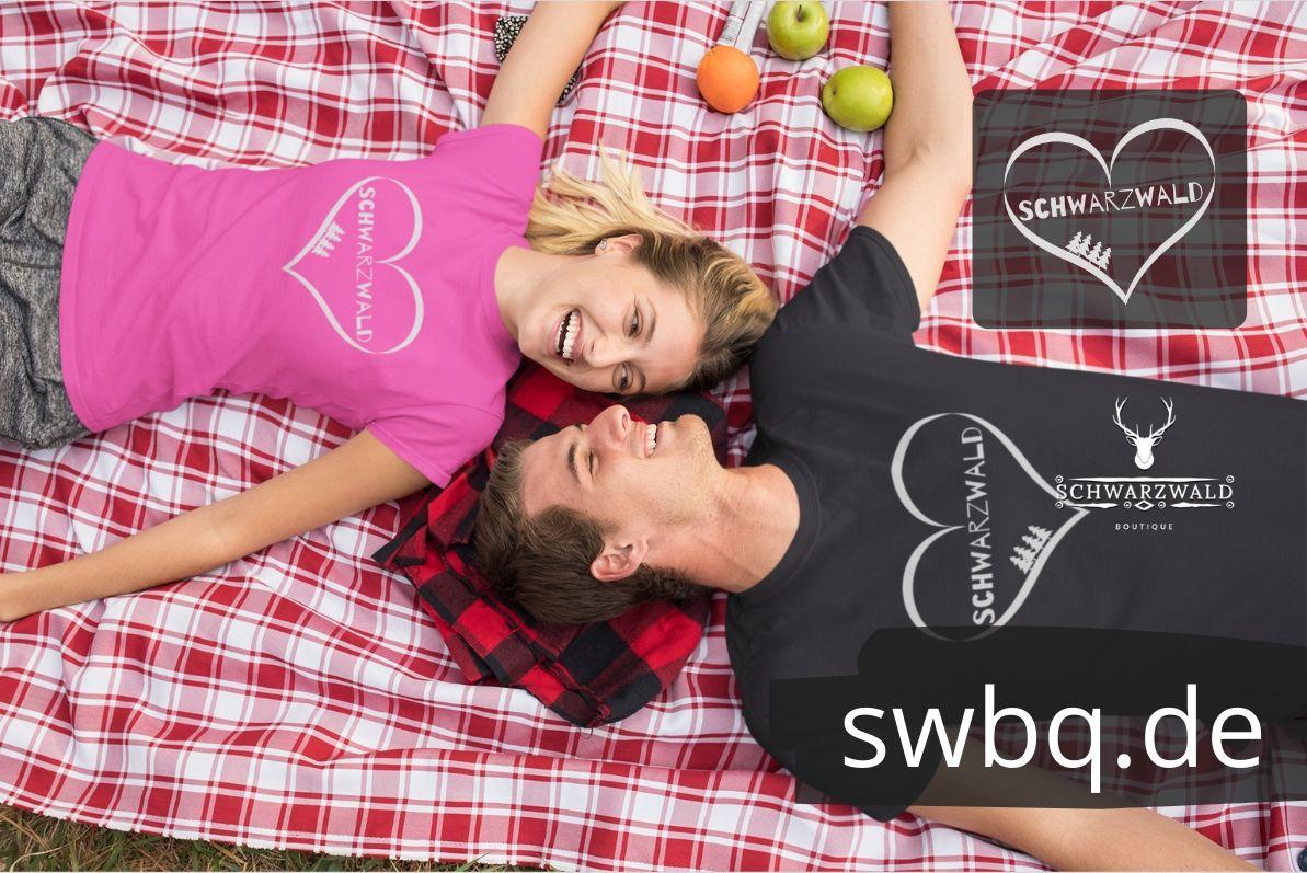 schwarzwald shirt - schwarzwald liebe