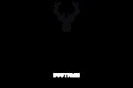 Schwarzwaldboutique logo mit hirsch