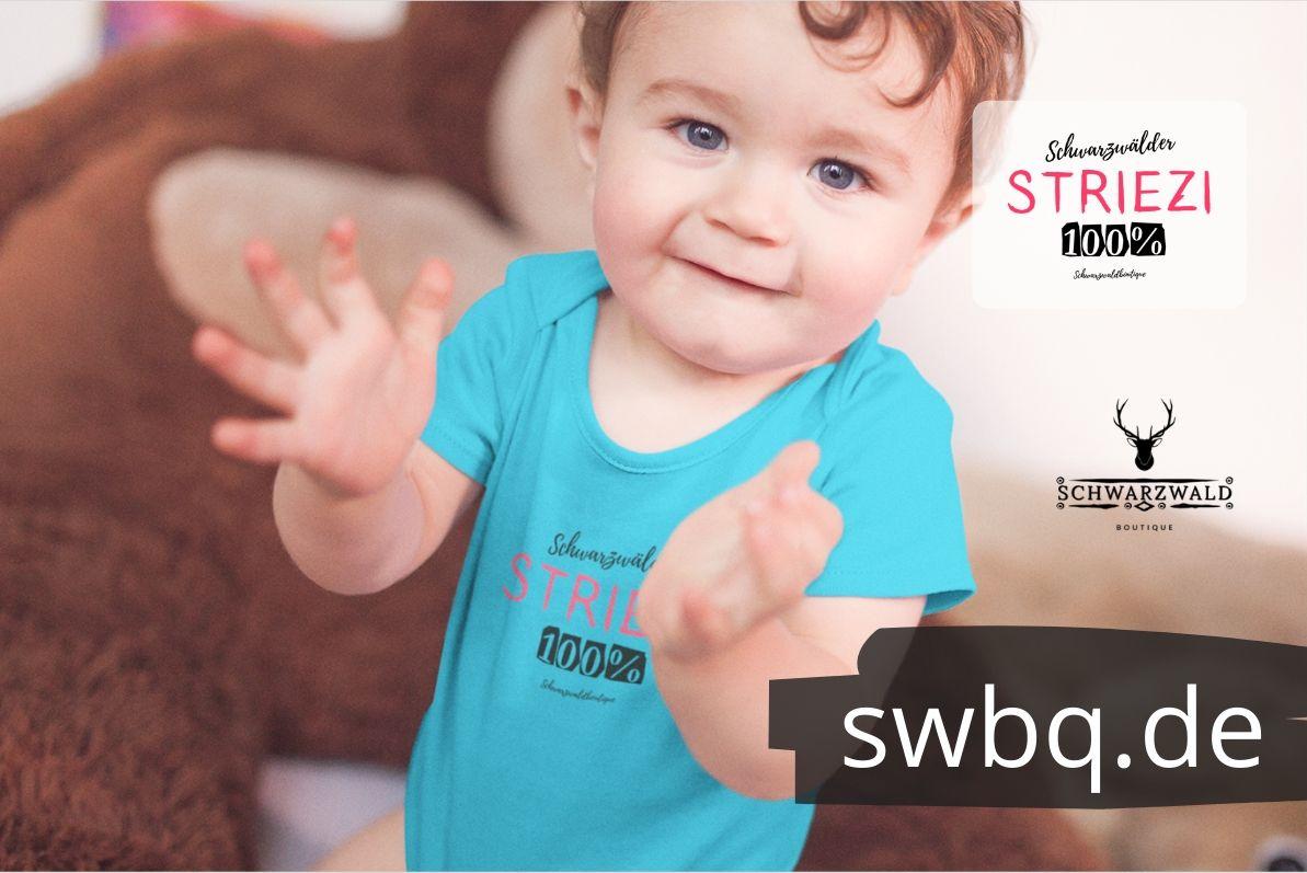schwarzwald baby-body - striezi