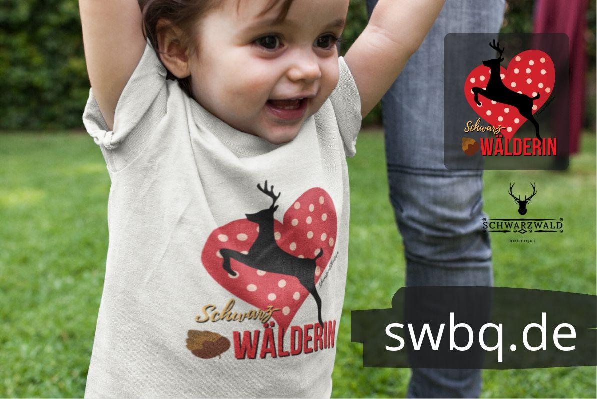 schwarzwald kinder & baby kleidung - schwarzwälderin