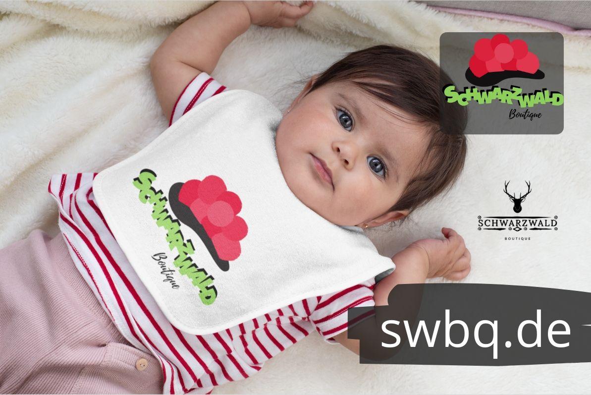 schwarzwald baby latz - bollenhut