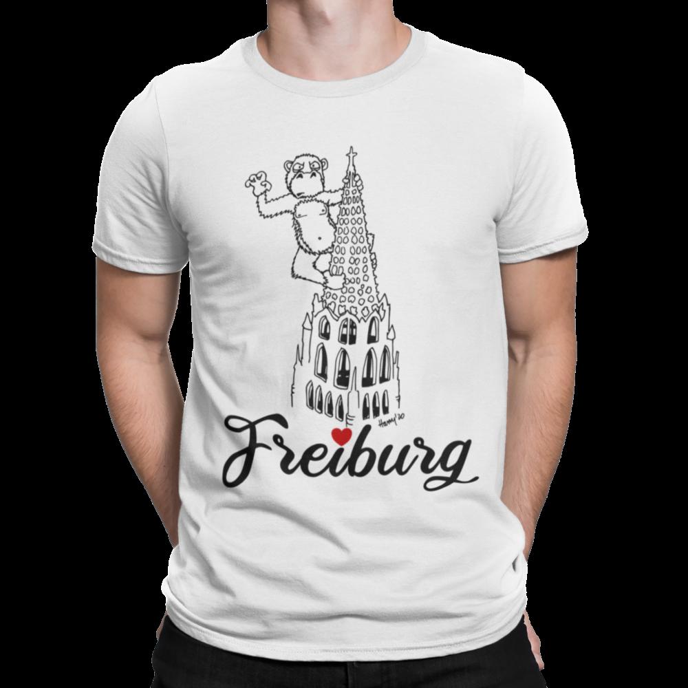 schwarzwald männer t-shirt - Freiburg-Affenstark