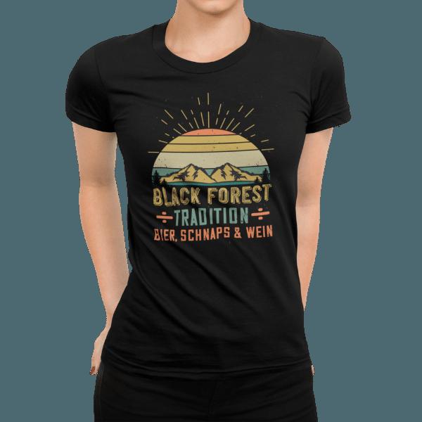 schwarzwald frauen tank-top - design-black-forest-bier-schnaps-wein