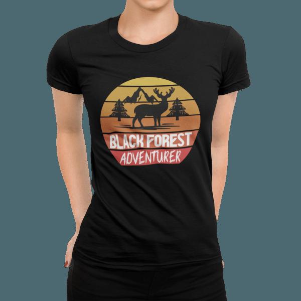schwarzwald frauen tank-top - design-black-forest-adventurer