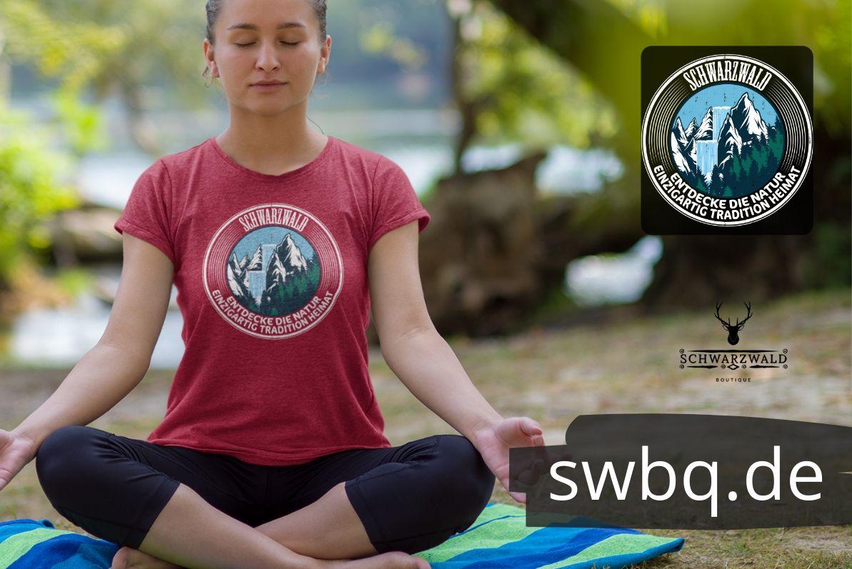 schwarzwald t-shirt - design-schwarzwald, einzigartig-tradition-heimat