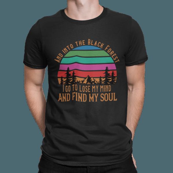 schwarzwald t-shirt - design-black-forest-soul