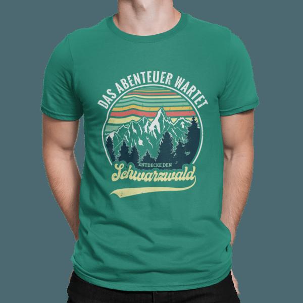 schwarzwald t-shirt - design-entdecke den Schwarzwald