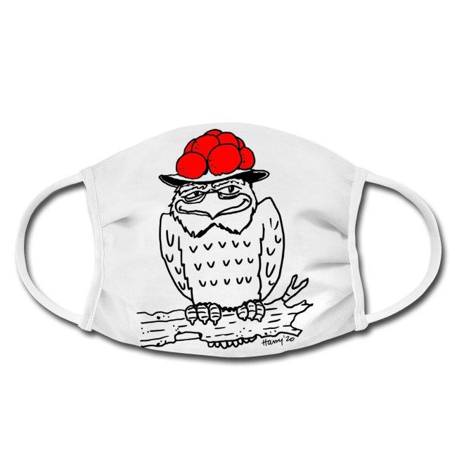 Gesichtsmaske-Mundschutz-maske-schwarzwald-design-bollehut-uhu