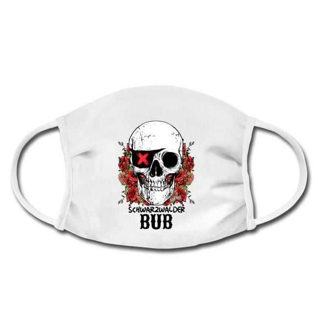 Gesichtsmaske-Mundschutz-maske-schwarzwald-design-bub