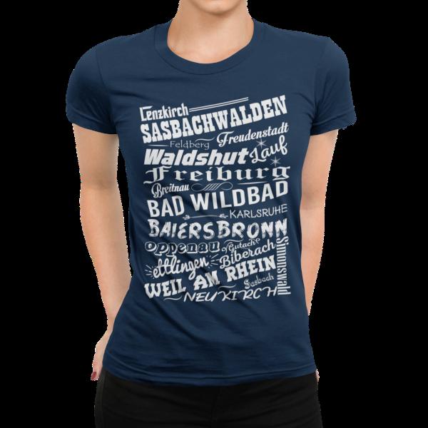 schwarzwald maenner t-shirt - urlaubsorte im schwarzwald