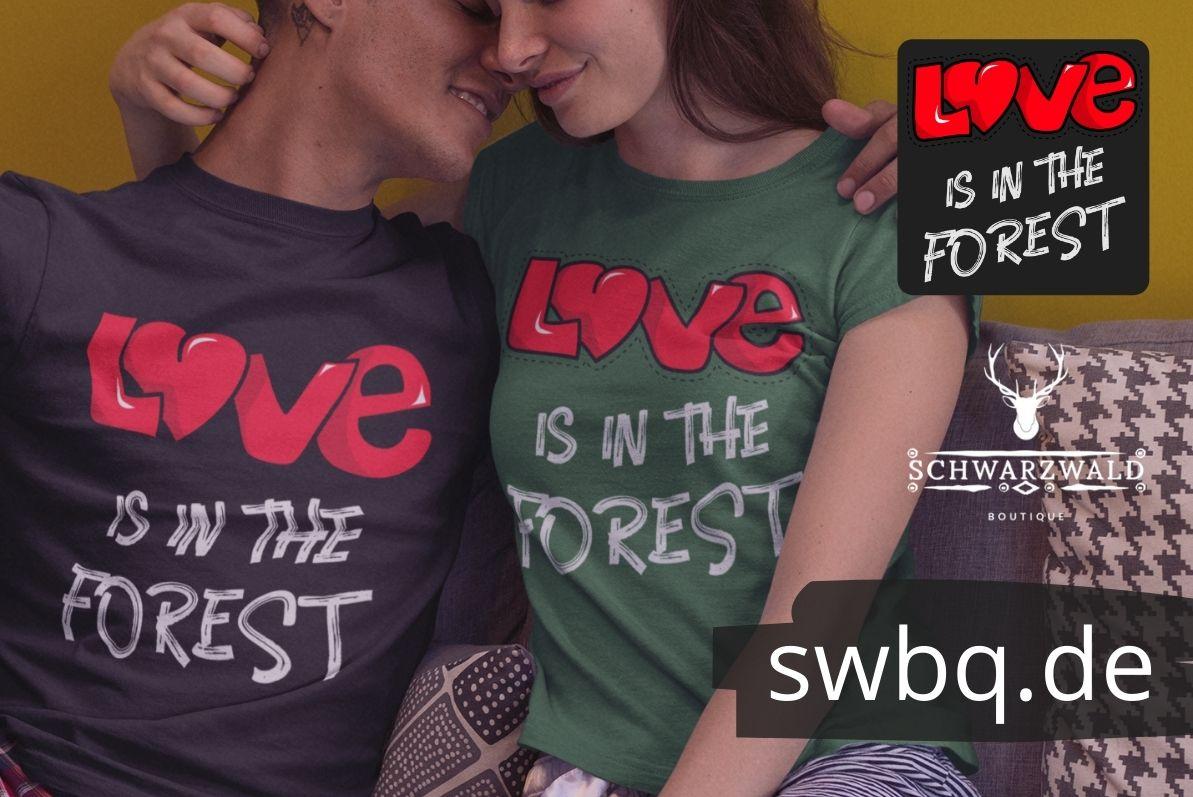 love is in the forest schwarzwald geschenk zum valentinstag