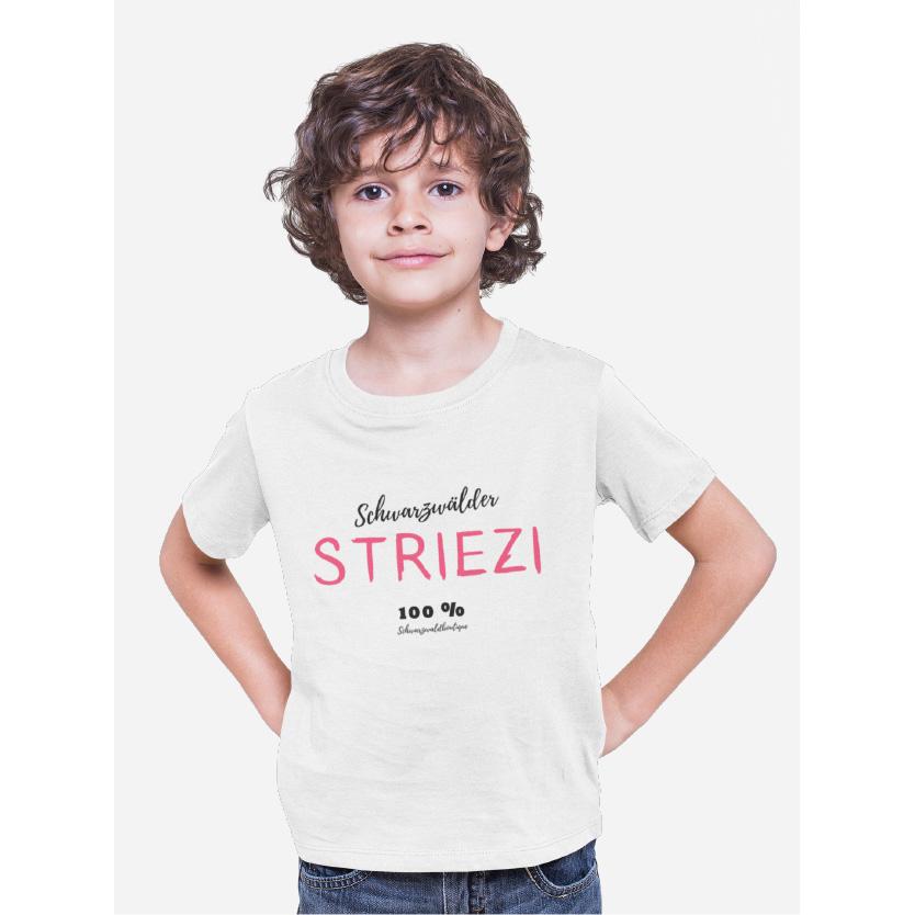 schwarzwald kinder t-shirt - striezi