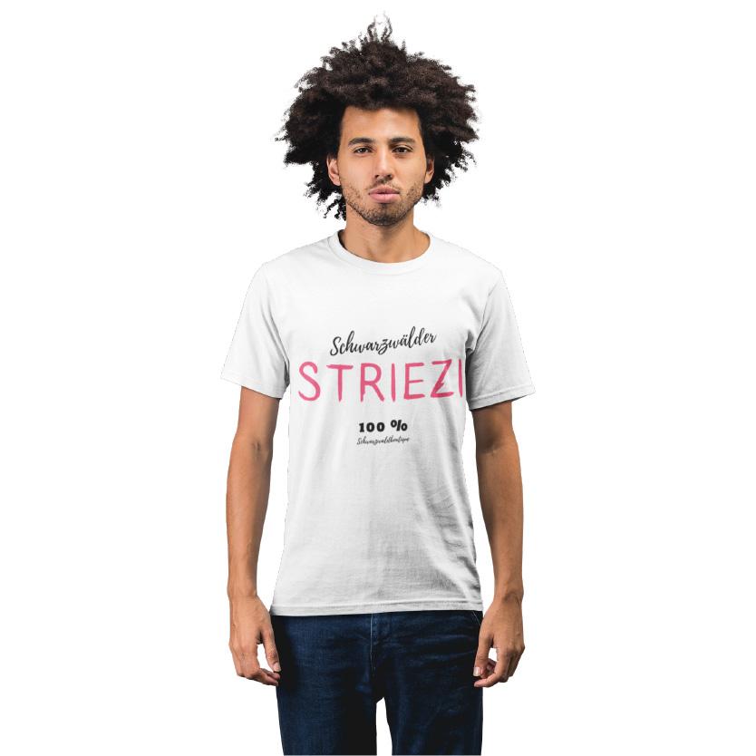 schwarzwald jungen t-shirt - striezi