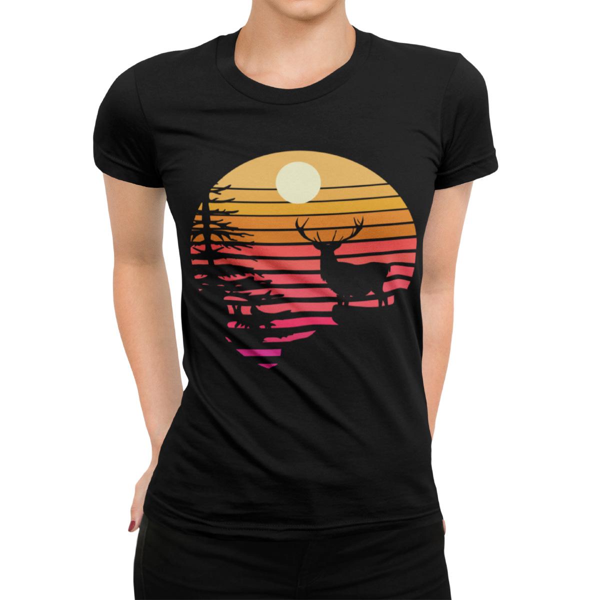 schwarzwald sonnenuntergang sommer t-shirt