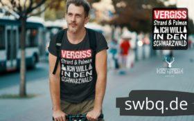 schwarzwald maenner t-shirt - vergiss stand und palmen ich will in den schwarzwald