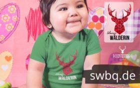 schwarzwald babybody - schwarzwälderin