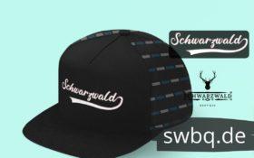 schwarzwald trucker cap - schwarzwald retro style