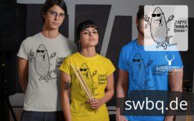 Schwarzwald Tannenzapfen t-shirt design zapfe daba dooo