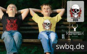 schwarzwald geschenke fuer den bruder t-shirt