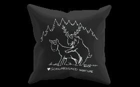 schwarzwald kissen - schwarzwald nightlife