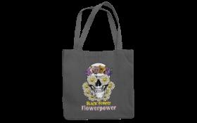 schwarzwald stoffbeutel - tasche - black forest flower power