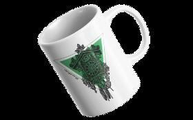 schwarzwald tasse - kuckucksuhr