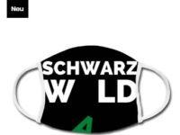 Mundschutz-maske-schwarzwald-design