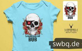 schwarzwald geschenke zur geburt babybody mit aufschrift schwarzwald bub