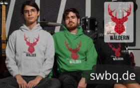 schwarzwald unisex hoodie - Original, heimat