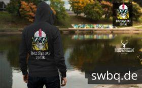 schwarzwald maenner hoodie - schwarzwald-rocker
