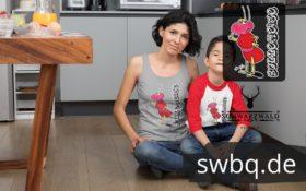 schwarzwald kinder t-shirt - ameise mit bollenhut