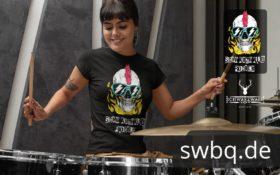 schwarzwald frauen t-shirt - schwarzwald-rocker