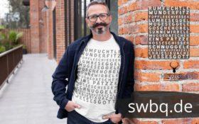 schwarzwald frauen t-shirt - allemanisch für anfänger und fortgeschrittene