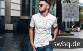 schwarzwald männer t-shirt - schwarzwald nightlife